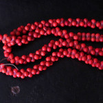 interlockingbohemianredbeadsfromnepal