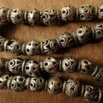 silverbukarabeads